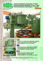 Dosatore Automatico 1° Strato Mod. KM200