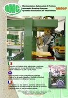 Sistema Automatico di Prelievo Mod. OM50/F