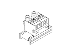 Levigatrice Lucidatrice Mod. OM800/2