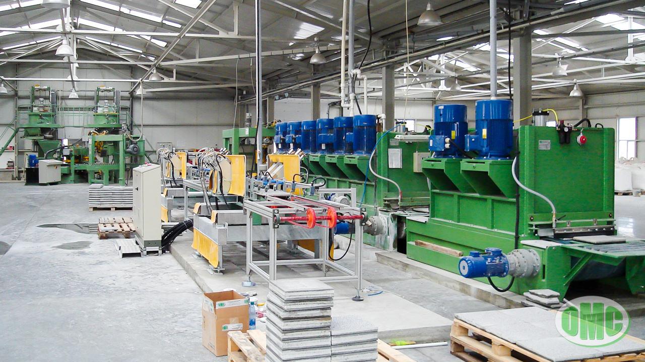 OMC Costruzioni Meccaniche - Le Nostre Installazioni