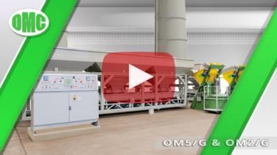 Impianto Automatico Di Betonnaggio Mod. OM5/G & OM2/G